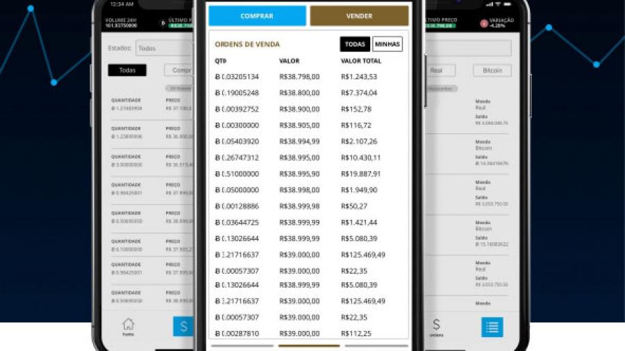 app bitcoin trade