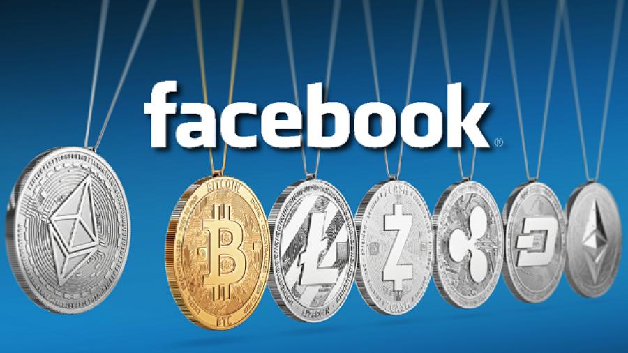 facebook cripto