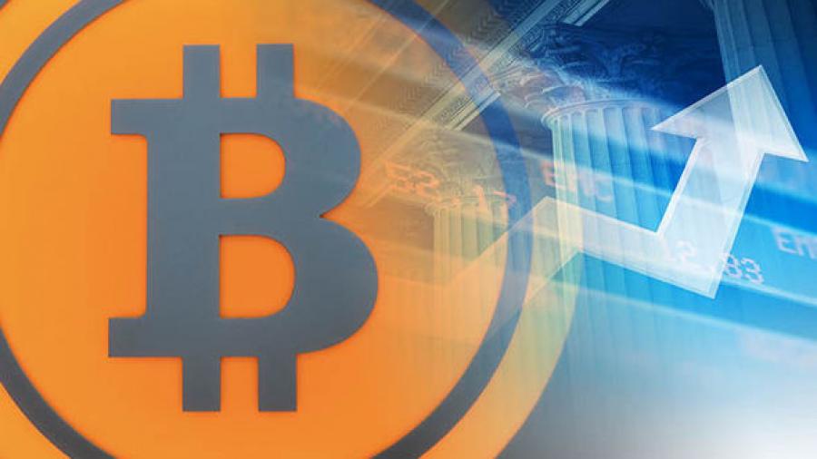preco bitcoin alta