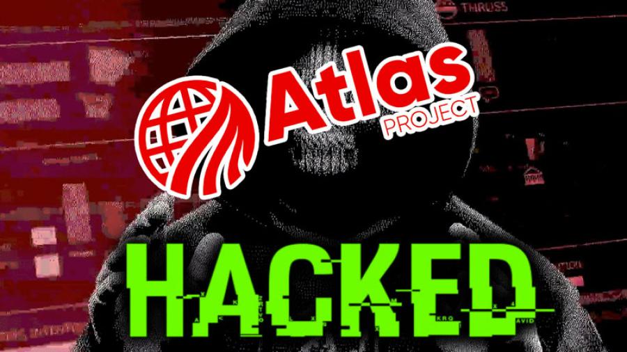 atlas quantum hackeada