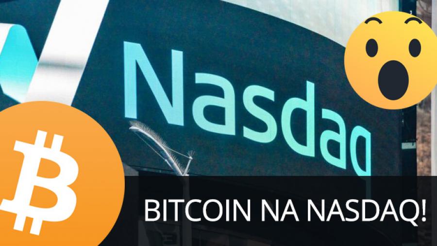 bitcoin nasdaq
