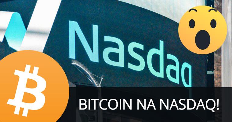 Bitcoin na NASDAQ