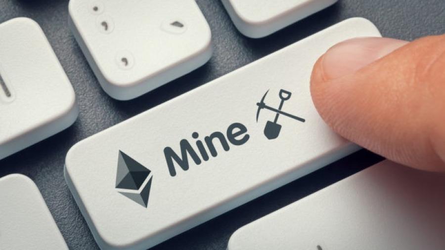 minerar ethereum
