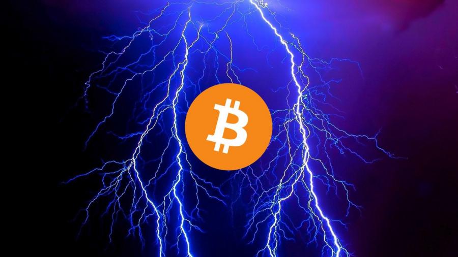 lightning network crescimento