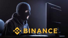 binance hackers