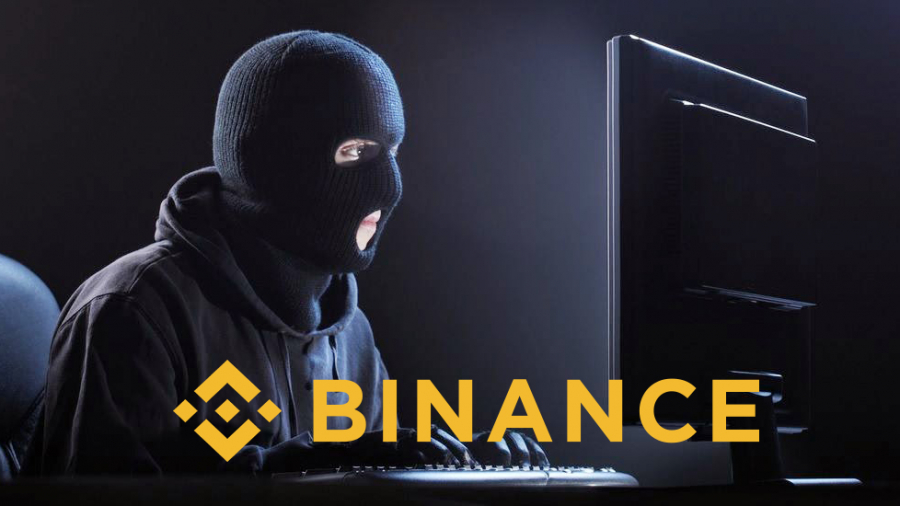 binance hackers