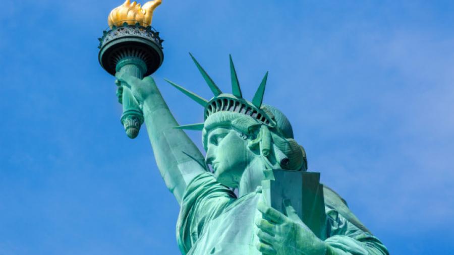 estatua liberdade eua